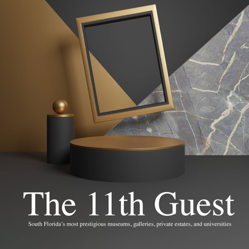the 11 guest